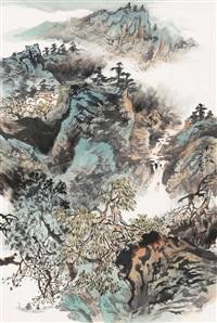 新霞 by deng jingmin