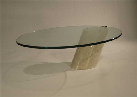 coffee table by lucia mercer
