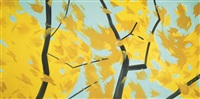 fall 2 by alex katz