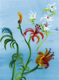 orchideen by soshana afroyim