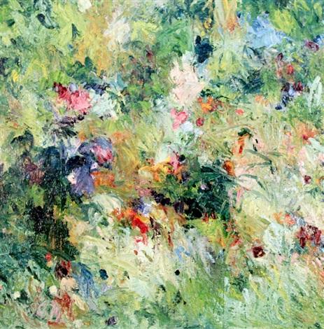 hedge tapestry by vera gaffney