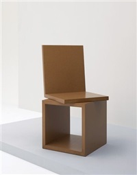 prototype original chair by rolf sachs