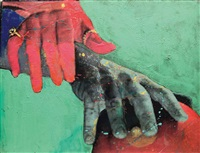 hand serie by gazi sansoy