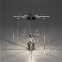 table lamp, model 524 by franca helg and franco albini