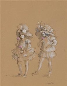 artwork by leonor fini