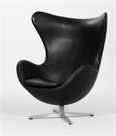 egg chair mod 3316 by arne jacobsen
