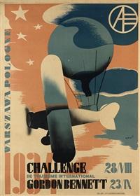 challenge gordon bennett by tadeusz gronowski