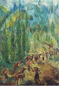 caravan by putu ngurah wardhana