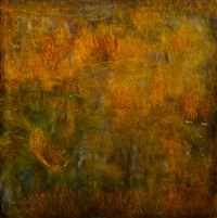 pond & pollen ii by richard dunlop