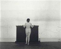eleanor, chicago, 1949 by harry callahan