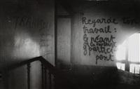 le film grands soirs petits matins, graffiti by william klein