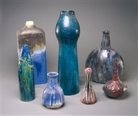 vase de section rectangulaire by fantoni