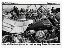 from the bikeriders (the only bikerider picture i made on long island) by danny lyon
