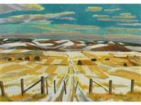 prairie fields by john harold thomas snow