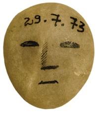 stone face by edward gorey