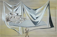 surrealist composition by john banting