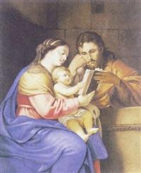 la sacra famiglia by paul mignard