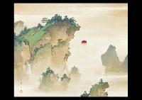 mt. horai by manshu kawamura