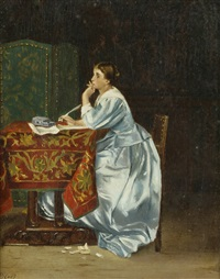 letter by ferdinand piloty the younger