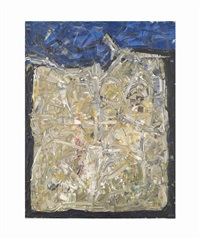 antibes by jean paul riopelle and pierre alechinsky