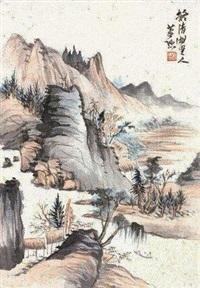 山水 by xiao xun
