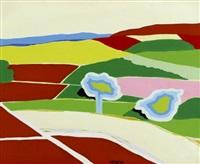 landscape by sergio segre