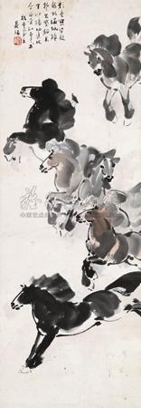 八骏图 by liang dingming
