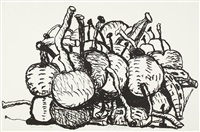 summer by philip guston