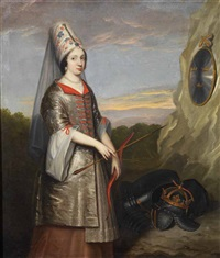 ritratto di maria cristina di svezia by anonymous-northern european (17)