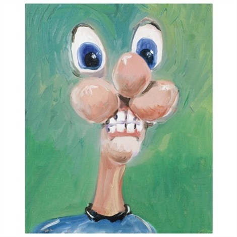face by george condo
