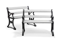 benches (pair by folke bensow