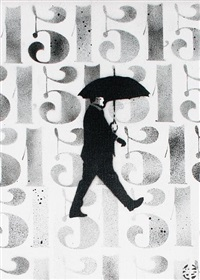 vandal umbrella by nick walker