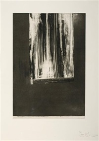 untitled (ruler) ii by jasper johns