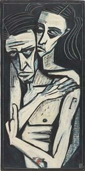 billy & sheila by billy childish