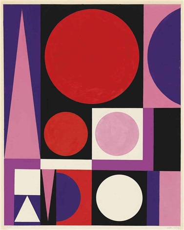 accent no 2 by auguste herbin
