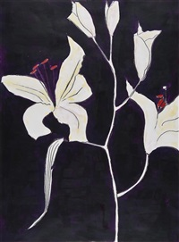 lillies by jo self