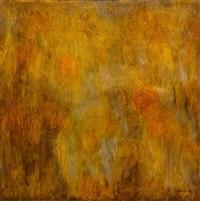 pond & pollen iii by richard dunlop