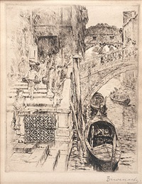 bridge of sighs by frank duveneck