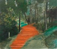 kaurana, l'escalier rouge by férit iscan