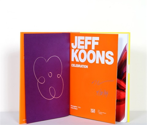 jeff koons celebration small flower by jeff koons