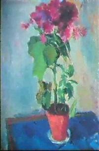 blomma i kruka by willie weberg