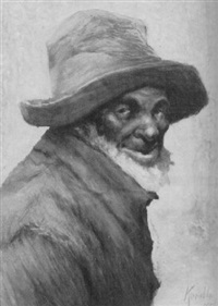 the old fisherman by edward windsor kemble