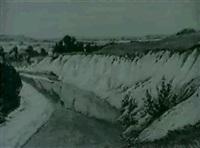ammerufer bei palling by oswald gottfried