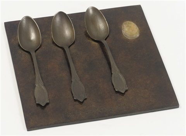 four spoons by yoko ono