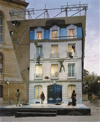 nuit blanche 3 by leandro erlich