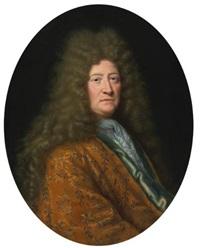 portrait of the edouard colbert, marquis de villacerf by pierre mignard the elder