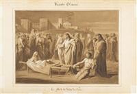jesus erweckt den sohn der witwe von naïn by vincente gimeno y carra