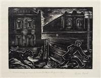 na calada da noite by oswald goeldi