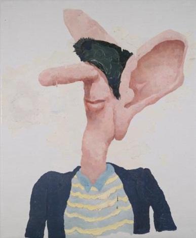 untitled (rabbit ears) by josé lerma