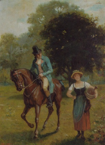 the squires greeting by george fox